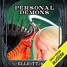 Personal Demons Audiobook by Elliott Kay Narrated by Tess Irondale