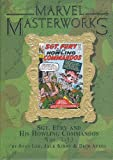 img - for Marvel Masterworks: Sgt. Fury and his Howling Commandos, Vol. 58, Nos. 1-13 book / textbook / text book