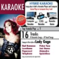 ASK-820 Karaoke: Hits in style of Lady Gaga 1