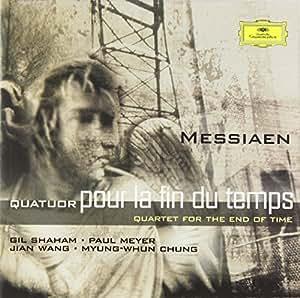 Messiaen : Quatuor pour la fin du temps ~ Quartet for the end of time