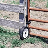 Adjustable Gate Wheel - 10in.