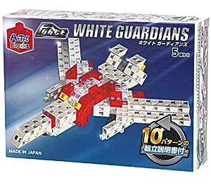 アーテックブロック WHITE GUARDIANS No.76874