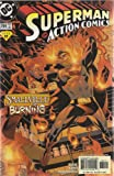 Superman in Action Comics Number 764 (Smallville is Burning)