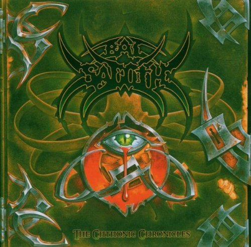 The Chthonic Chronicles by Bal-Sagoth (2013-08-02)