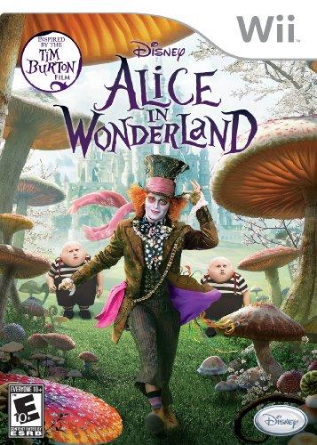 Alice In Wonderland Wii