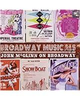 McGlinn : Les Plus belles comédies musicales de Broadway (Coffret 13 CD)