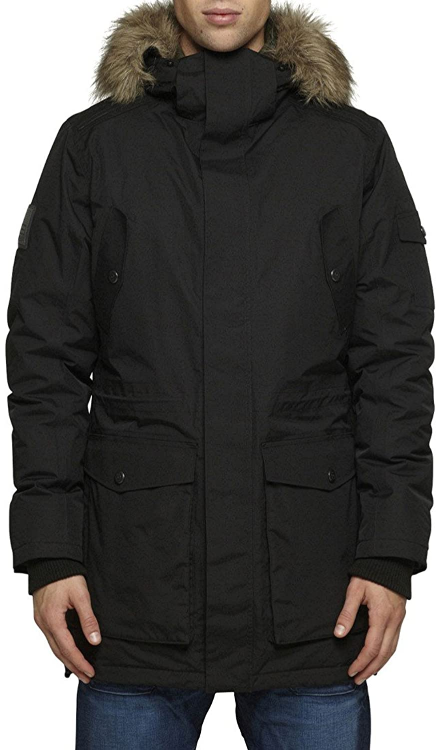 Jack & Jones Premium Tech Meyland 2-Layer III Thinsulate Winterjacke in verschiedenen Ausführungen online bestellen