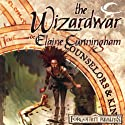 The Wizardwar: Forgotten Realms: Counselors & Kings, Book 3 (       UNABRIDGED) by Elaine Cunningham Narrated by Kevin Kraft