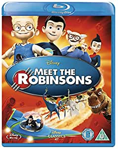 Meet The Robinsons [Blu-ray]