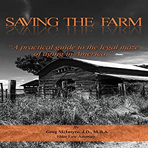 Saving the Farm Audiobook