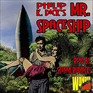 Mr. Spaceship Audiobook