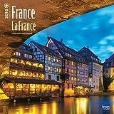 France 2016 - Frankreich - 18-Monatskalender mit freier TravelDays-App: Original BrownTrout-Kalender [Mehrsprachig] [Kalender] (