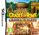 Cradle of Rome/Cradle of Egypt Double Pack (Nintendo DS) [Nintendo DS] - Game