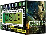 C.S.I.: Crime Scene Investigation - Seasons 1-8