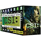 CSI - Seasons 1- 8 [Import]by Laurence Fishburne