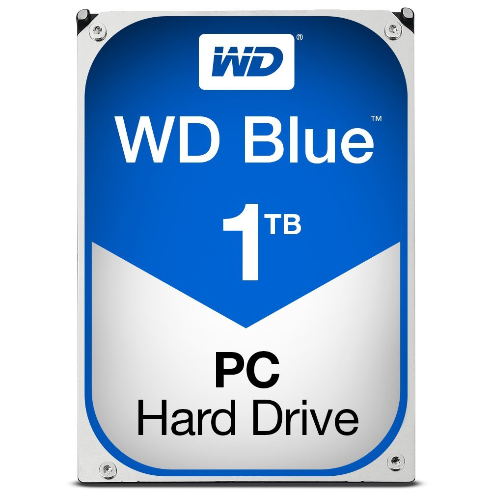 WD Blue Desktop 1TB Internal Hard Drive