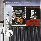 Bandes originales des film de Jos� Giovanni (Dernier domicile connu / Le Rapace)