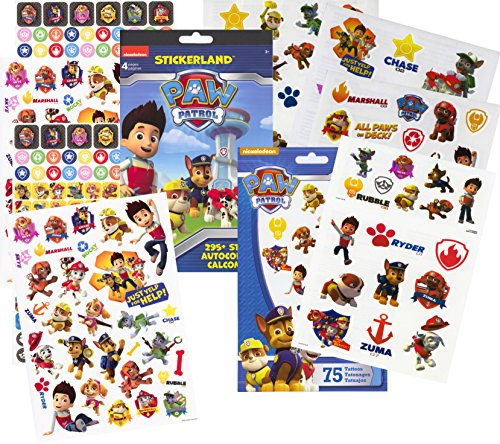 Gagtoysy shop for novelty and gag toys for Paw patrol tattoos