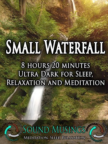 Small Waterfall, Ultra Dark: Meditation, Sleep, Relaxation (Dark Water Movie compare prices)
