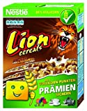 Nestle LION Cereal 8 Packages with Each 400 Grams