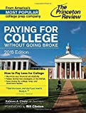 img - for Paying for College Without Going Broke, 2015 Edition (College Admissions Guides) book / textbook / text book