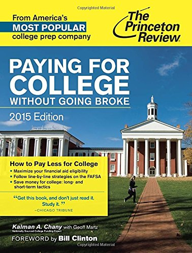 Paying for College Without Going Broke: 2015 Edition