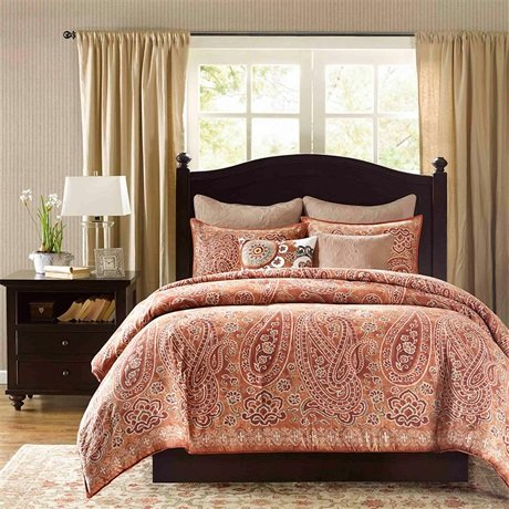 Oversized King Duvet Cover front-63094