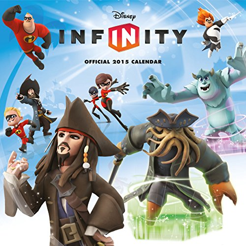 Official Disney Infinity Square Calendar 2015