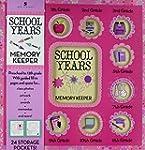 School Years Memory Keeper Pink Moder...