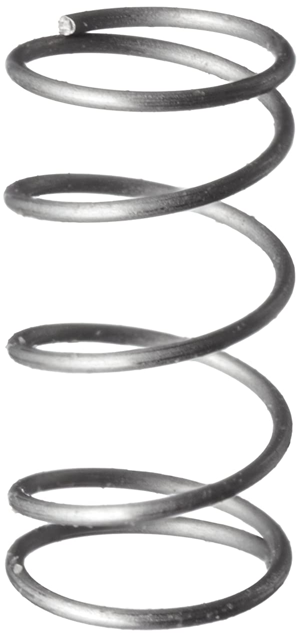 Compression Spring Stainless Steel Metric 2 7 Mm Od 0 2 Mm Wire Size 5 89 Mm Compressed Length