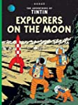 Tintin & Explorers on the Moon