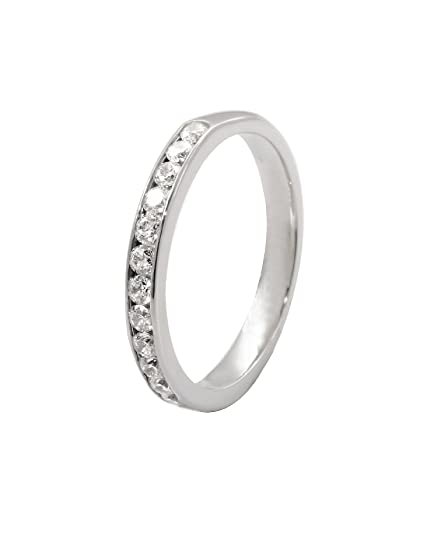 Wedding Ring, 18 Carat White Gold Diamond 0.5 cts 7BL22015WD