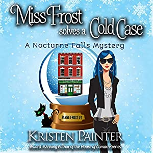 Miss Frost Solves a Cold Case Audiobook