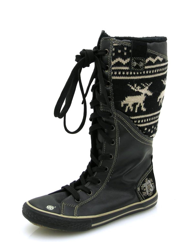 Dockers Winterstiefel Strickschaft Stiefel Schuhe kaufen