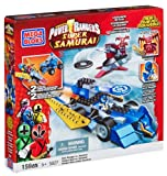Mega Bloks Power Rangers Blue Ranger Showdown