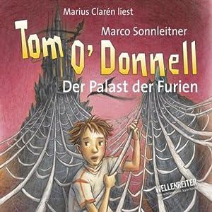 Der Palast der Furien (Tom O'Donnell 2) Hörbuch