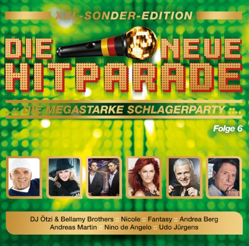 Various die neue hitparade folge 6 xxl sonder edition