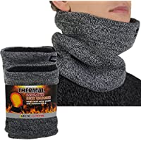 2-Pack Arctic Extreme Thermal Insulated Fleece Lined Neck Warmer (Multiple Colors)
