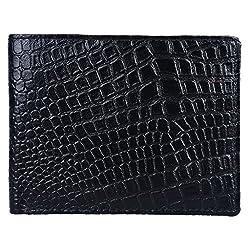 B&W Men's Premium wallet - Black