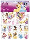 1 X Disney Princess Temp Tattoos Mega Pack