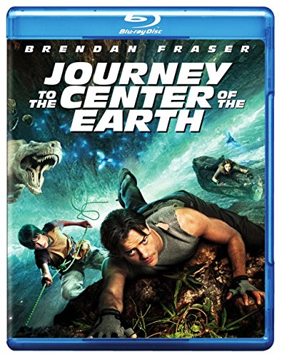 Blu-ray : Journey To The Center Of Earth (Widescreen, Digital Copy)