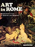 img - for Art in Rome: Masterpieces of Art in Galleries & Museums book / textbook / text book