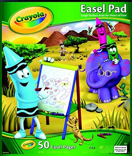 Crayola Easel Pad 683203435888 Toolfanatic Com