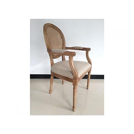 Victoria rattan chair