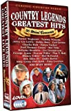 Country Legends: Greatest Hits - 50 Mini Concerts