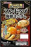 丸大食品 スンドゥブ 海鮮キムチ味 ストレートタイプ 300g 2人前