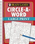 Brain Games Large Print Word Searches