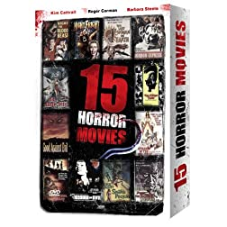 15 Horror Movies Volume 2 (Gift Box)