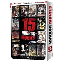 15 Horror Movies Volume 2 (Gift Box)