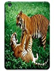 Tiger Case Cover Hard Back Cases Beautiful Nice Cute Animal hot selling cell phone cases for Apple Accessories iPad Mini # 22